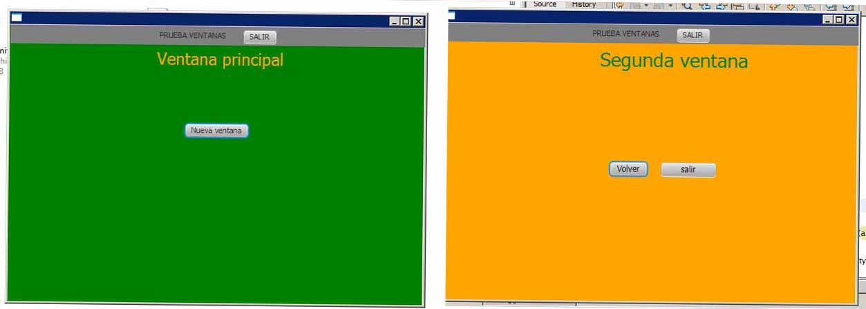 Multiples ventanas en JavaFX – V. 2.0 – Csharls Code